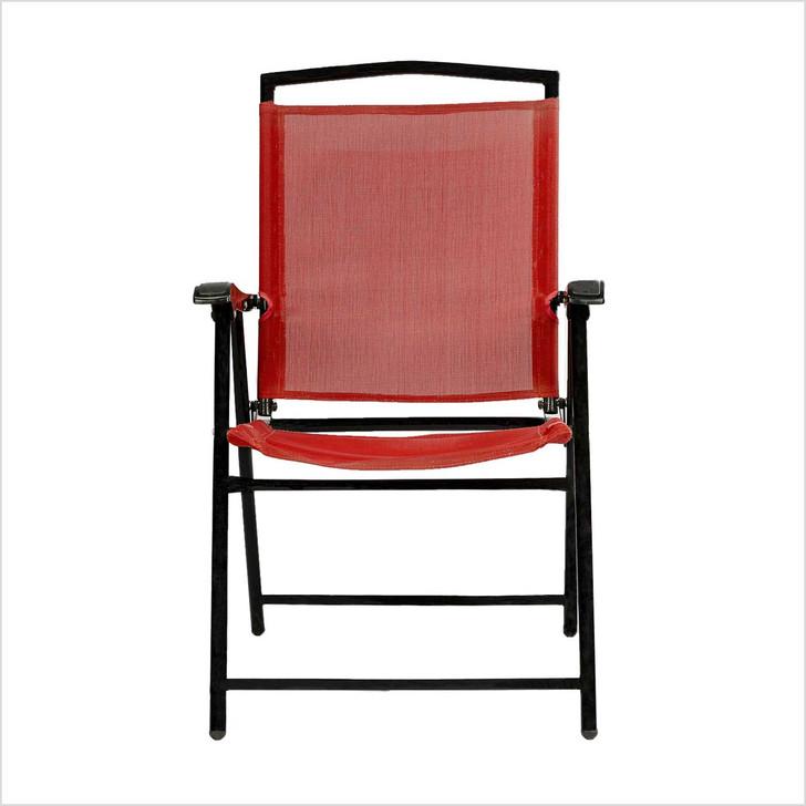 Chair Fold- Net -Red