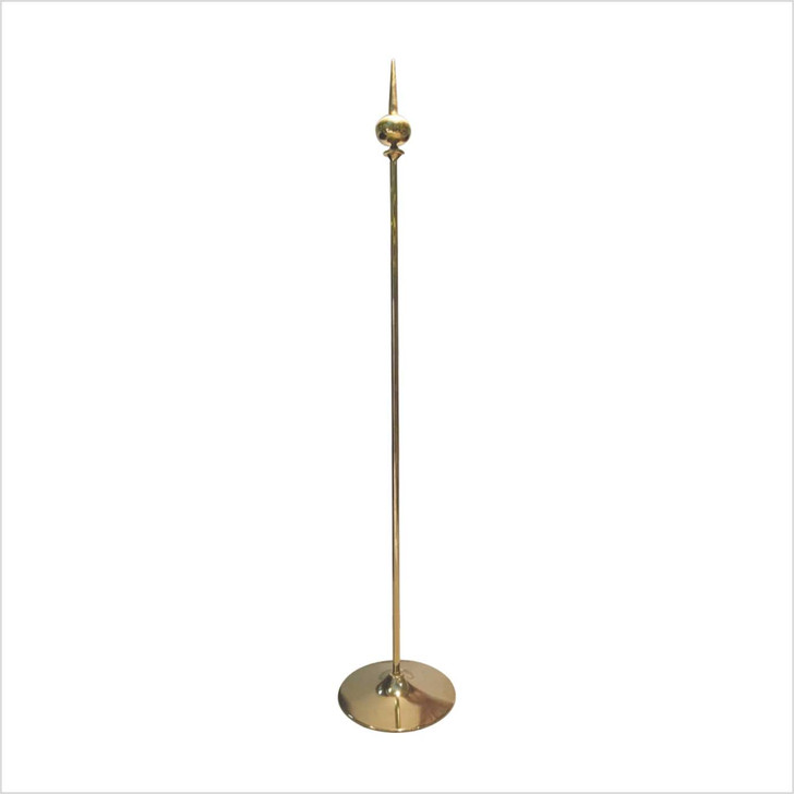 Pole Flag Stainless-Indoor