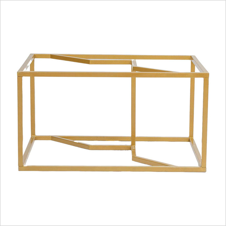 Gold Table Steel-FRONT