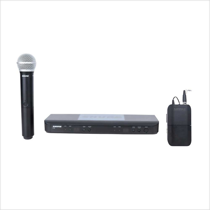 Microphone Shure BLX 1288/CVL