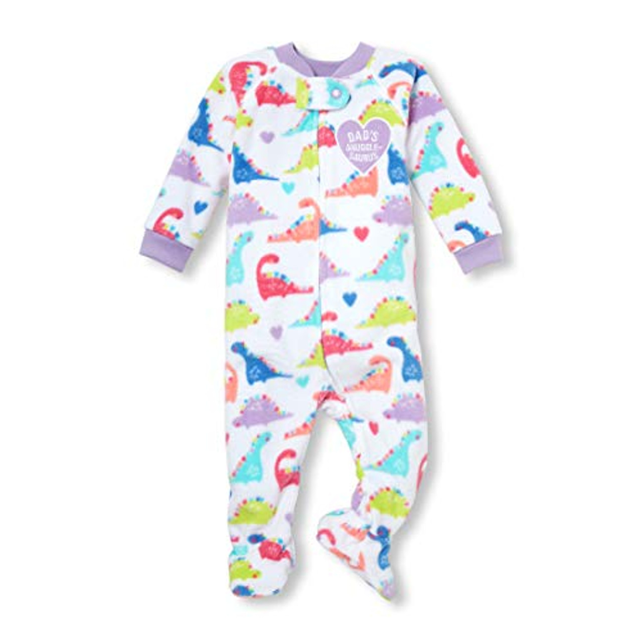 The Childrens Place Baby Boys Dinosaur Blanket Sleepers