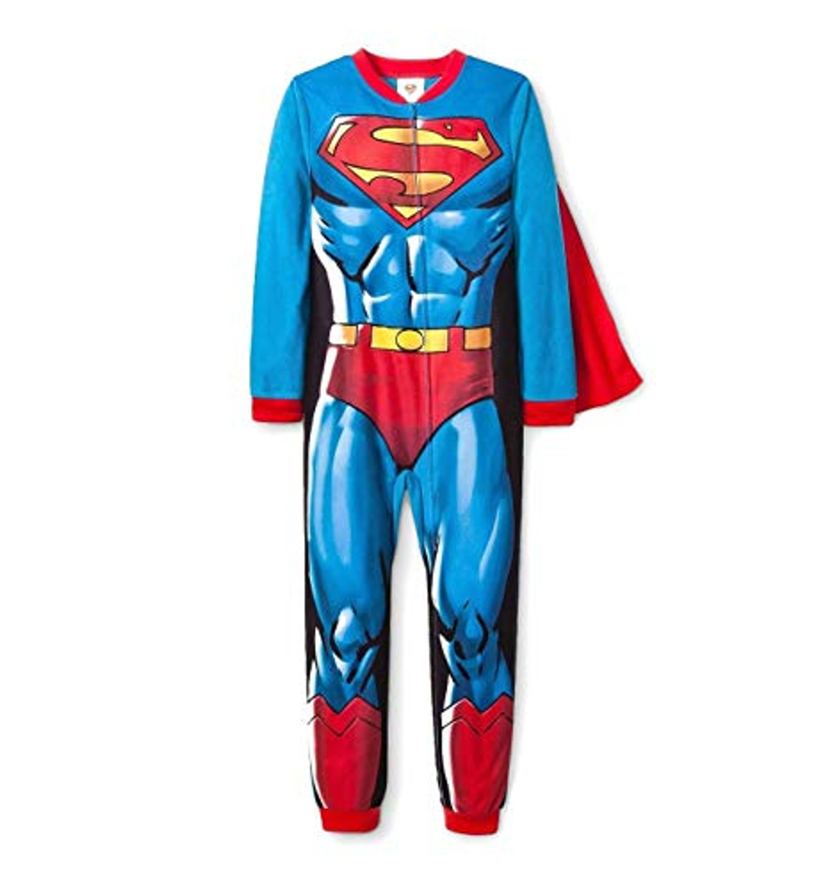 Komar Kids    BATMAN AND SUPERMAN 4 PIECE PAJAMA SET  LAST ONE