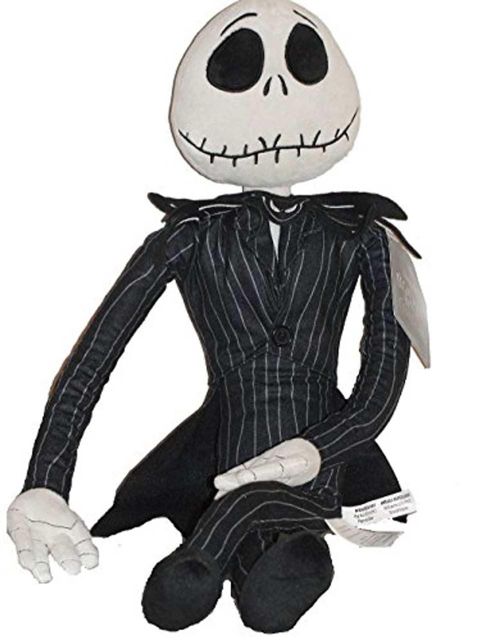 logo Realista Automático  Disney Jack Skellington Plush Toy Tim Burton's The Nightmare Before  Christmas
