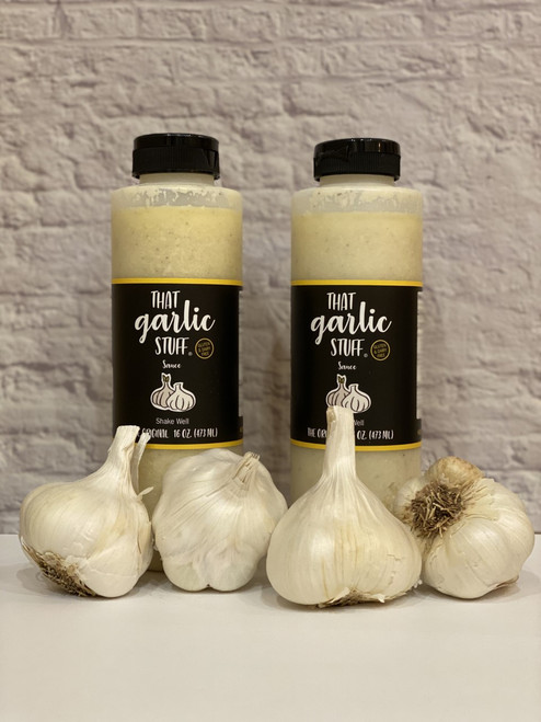 That Garlic Stuff Original - 2 16 oz Bottles