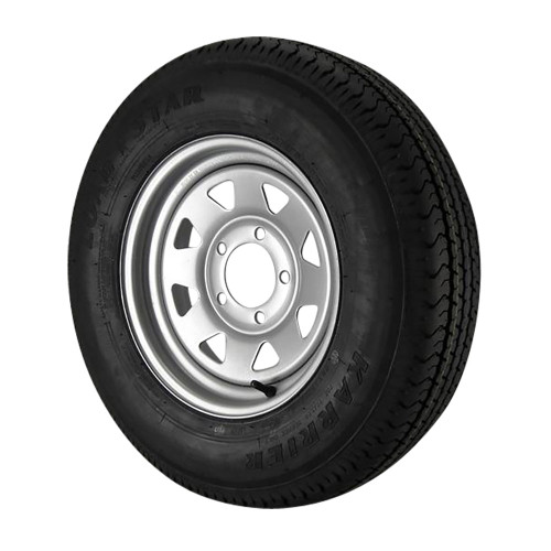 ST175/80 R-13 LRC 5/4.5 Silver Spoke
