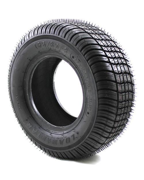 16.5X6.50-8 (165/65-8) Load Range C Bias Ply Trailer Tire - Kenda Loadstar