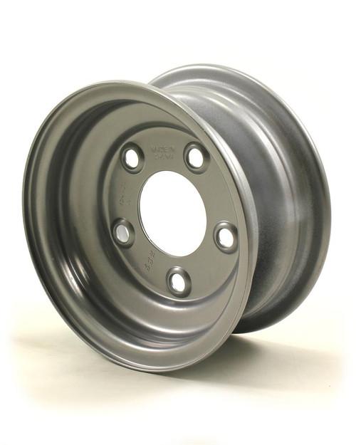 """8X3.75 5-Lug on 4.5"""" Silver Bell Trailer Wheel - RW"""