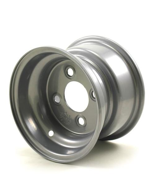 """8X5.375 4-Lug on 4"""" Silver Bell Trailer Wheel - RW"""