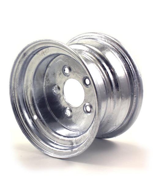 "10X6 5-Lug on 4.5"" Galvanized Bell Trailer Wheel"