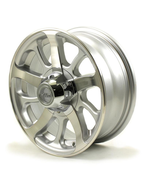 JG 13X4.5 5//4.5 Galvanized Spoke Trailer Wheel