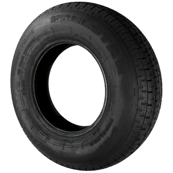 ST225/75R15 Load Range E Radial Trailer Tire - Freestar