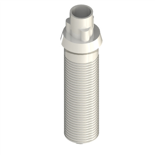 Modify and cast component for creation of custom Abutment. Engaging. Screw not included.