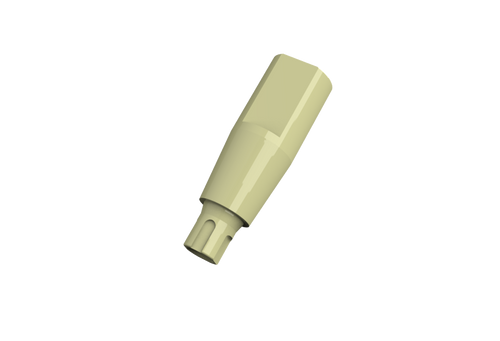 For use of scanning implant position. Engaging. For Intraoral use. High accuracy. Implant level. Compatible with all major CAD systems. Scan spray not necessary.