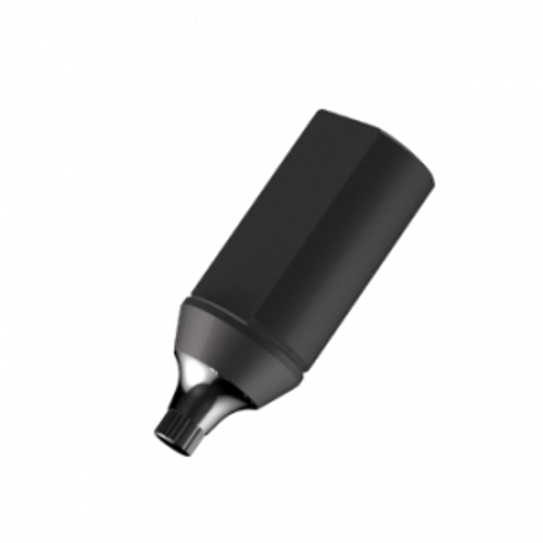 For use of scanning implant position. Engaging. For use in laboratory. High accuracy. Implant level. Compatible for all CAD systems. Scan spray not necessary.