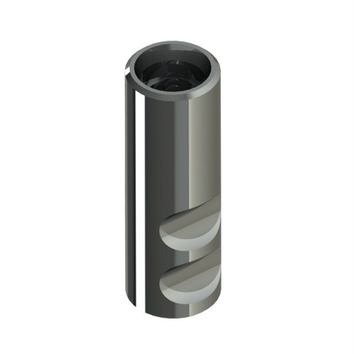 Implant replica. Used for exact duplicate and position of the implant platform. Made in Stainless Steel.