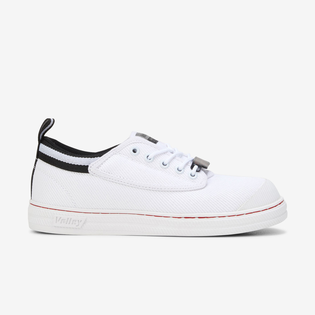 Volley Mens White SAFETY CANVAS  0
