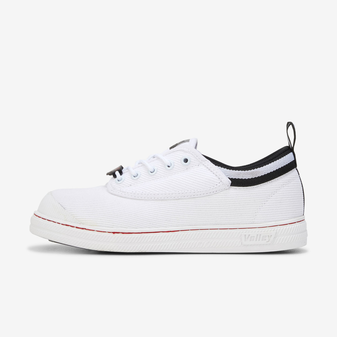 Volley Mens White SAFETY CANVAS  6