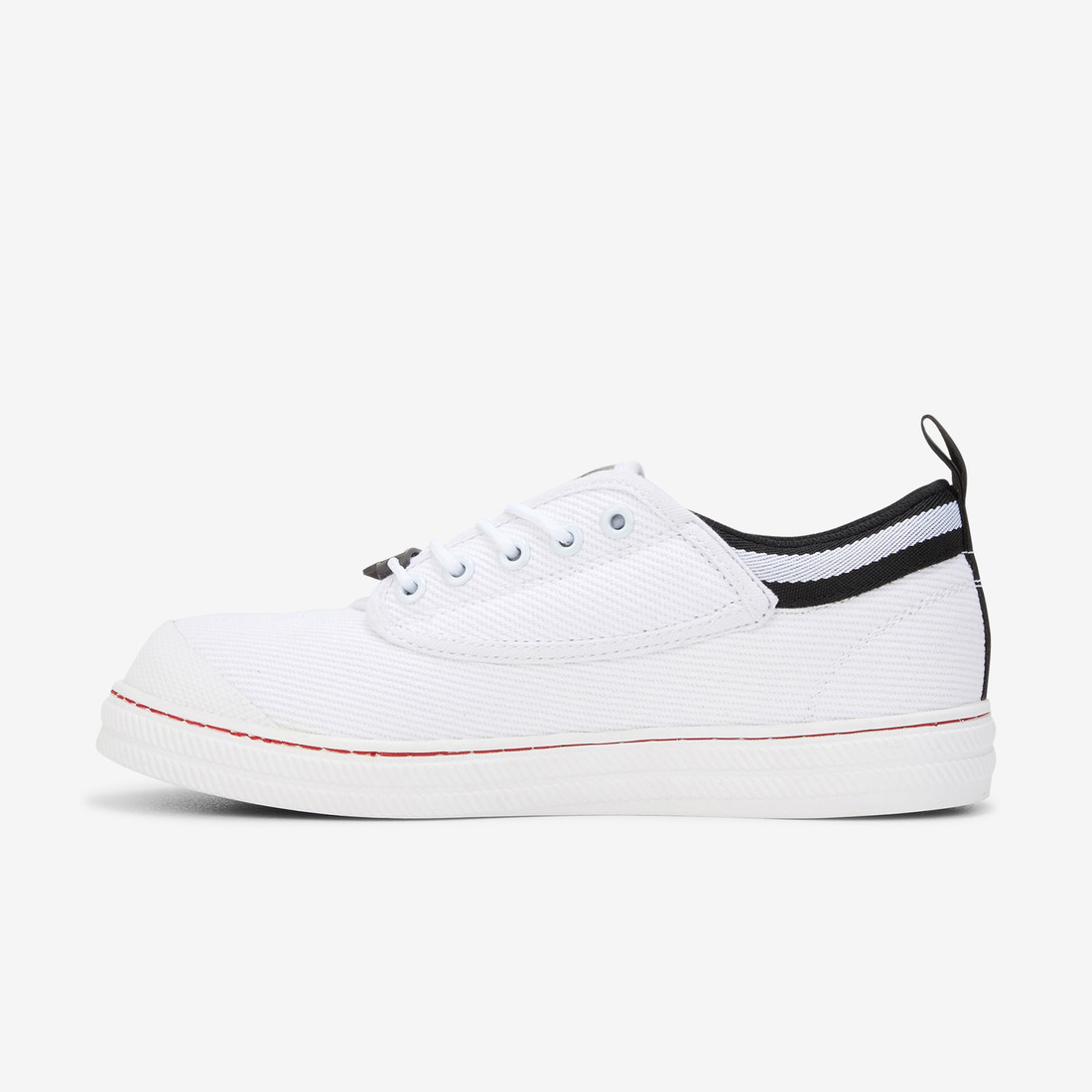 Volley Mens White SAFETY CANVAS  2