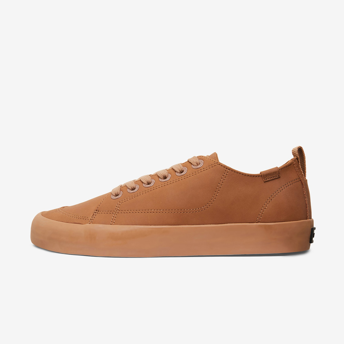 Volley UnisexAdultDEUCE LEATHER LOW Brown   6