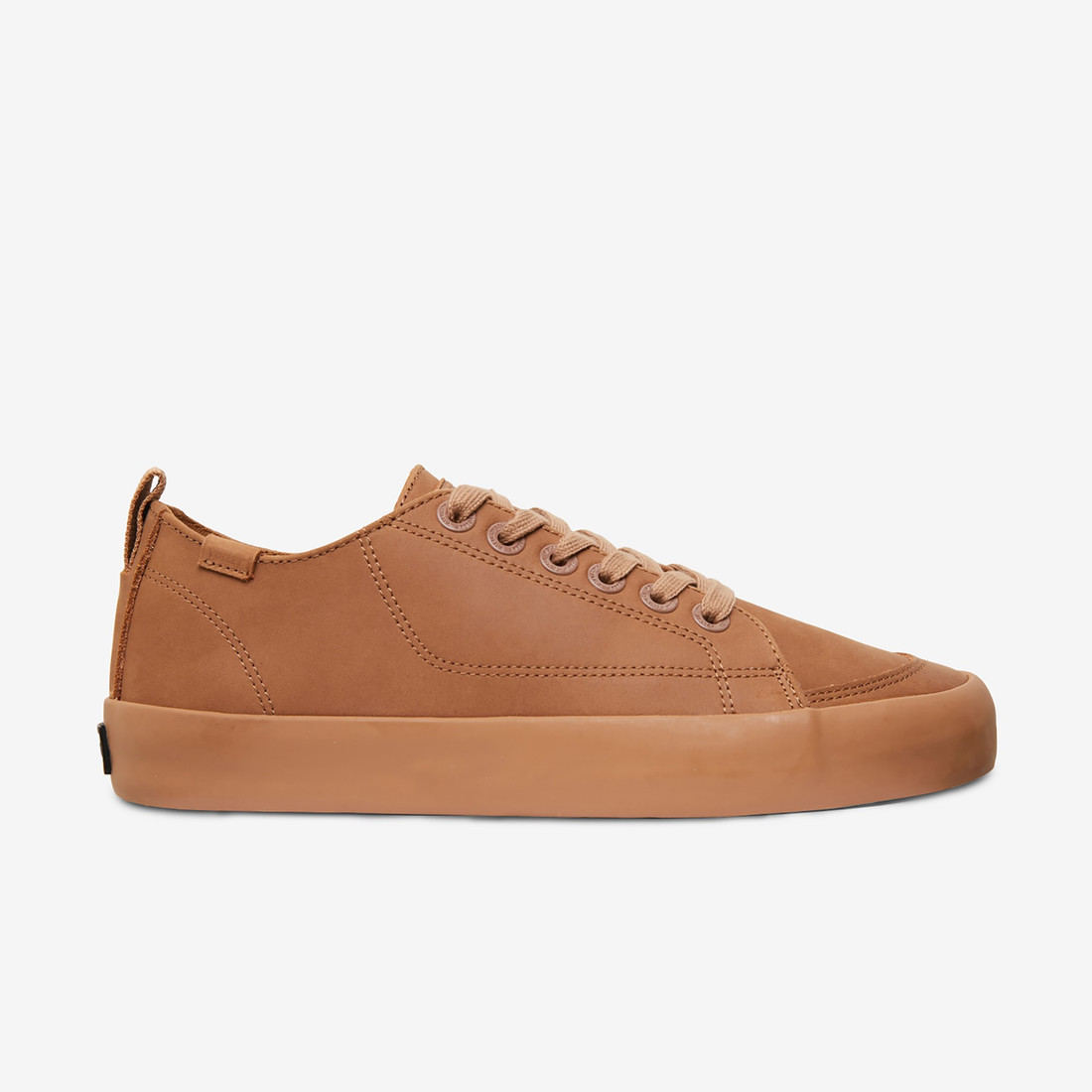Volley UnisexAdultDEUCE LEATHER LOW Brown   0