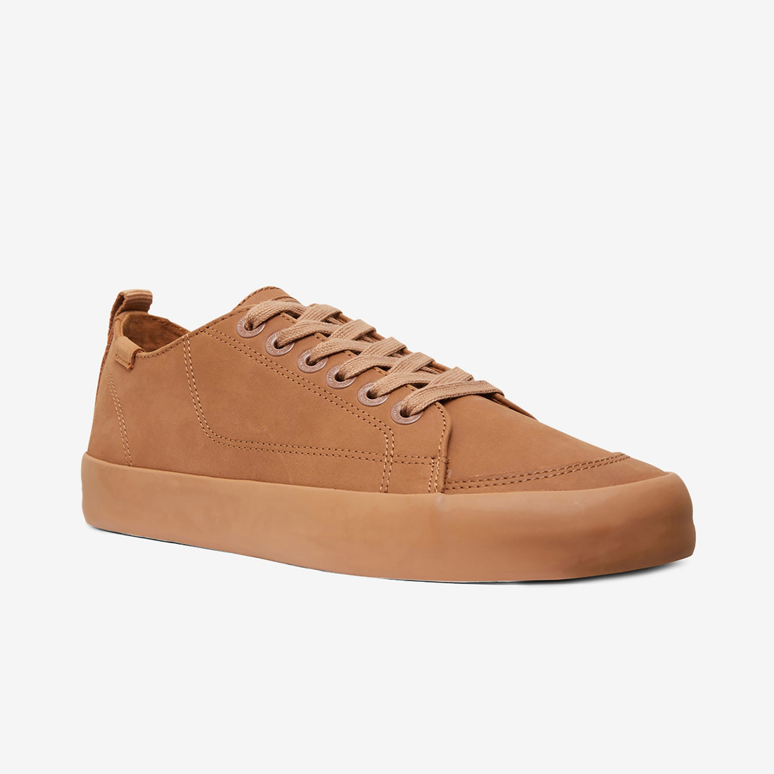 Volley UnisexAdultDEUCE LEATHER LOW Brown   2