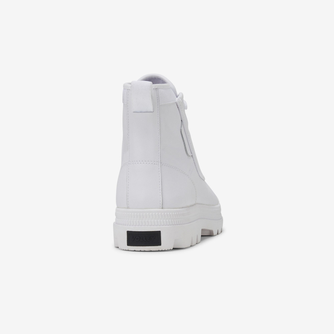 Volley UnisexAdultOVERGRIP LEATHER White   1