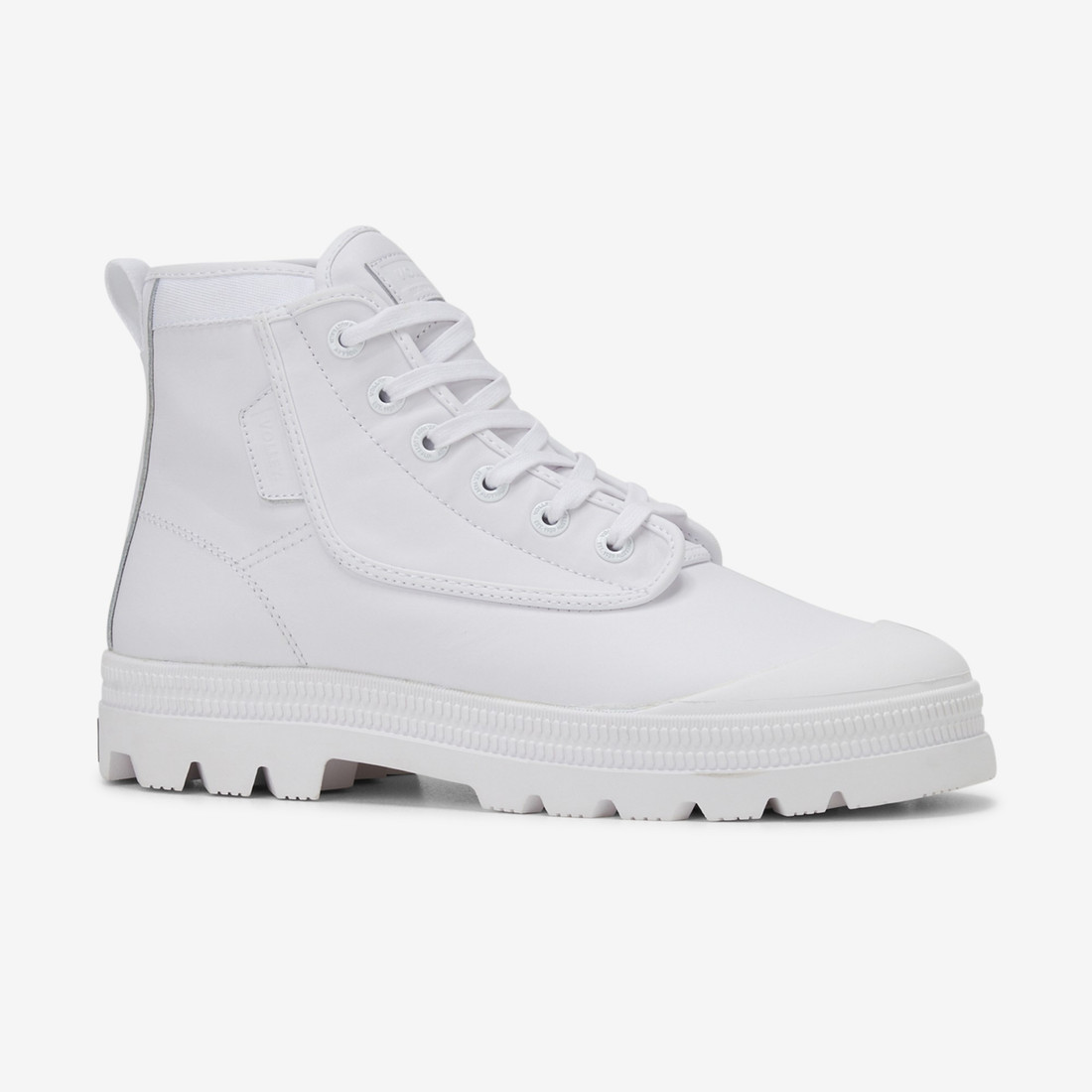 Volley UnisexAdultOVERGRIP LEATHER White   2
