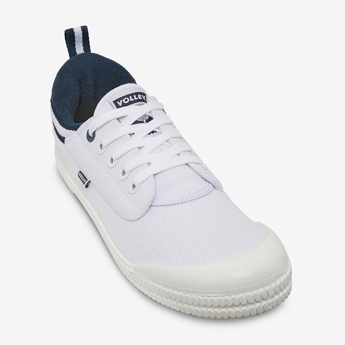 Volley UnisexAdultHERITAGE LOW White   4