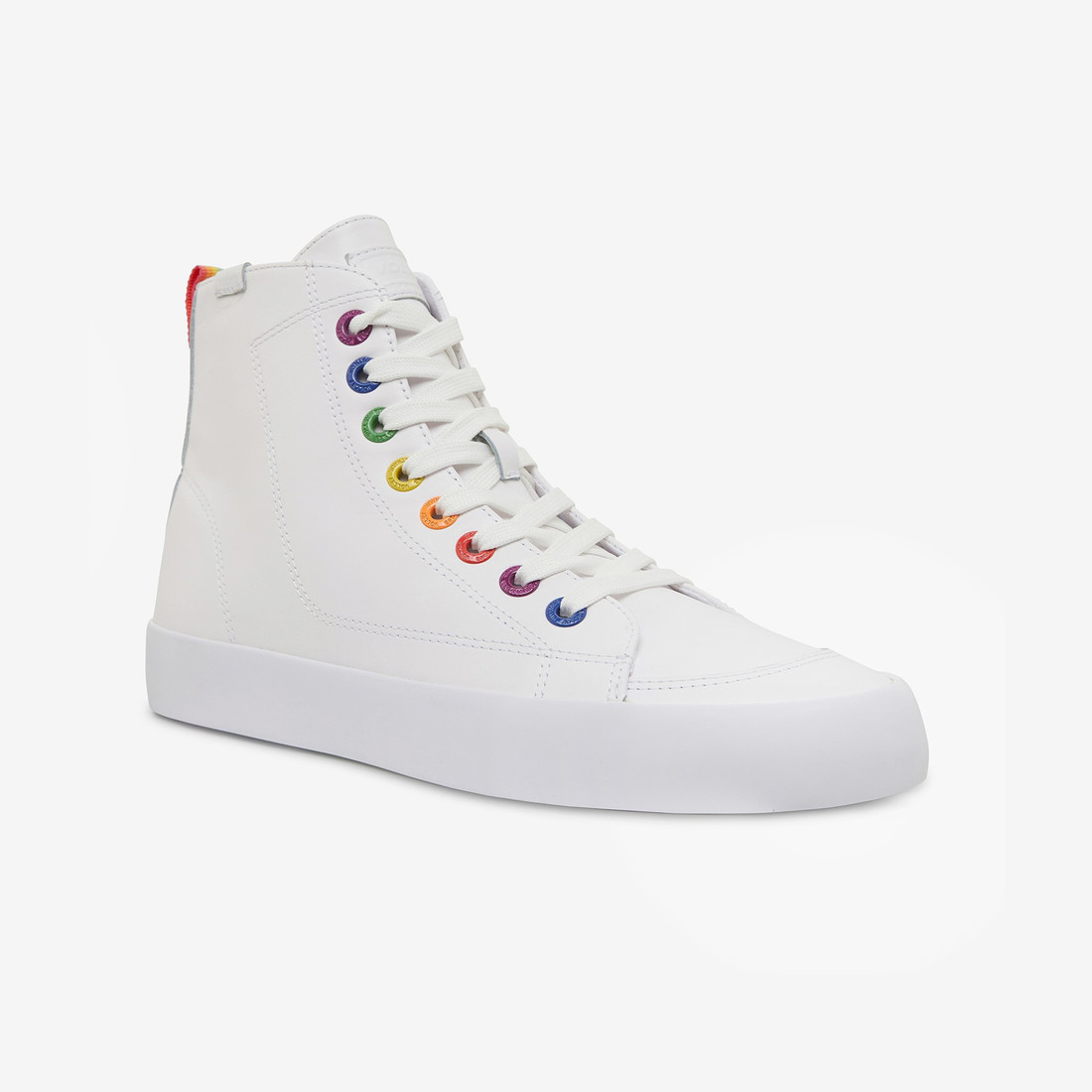 Volley UnisexAdultPRIDE DEUCE LEATHER HIGH White   2