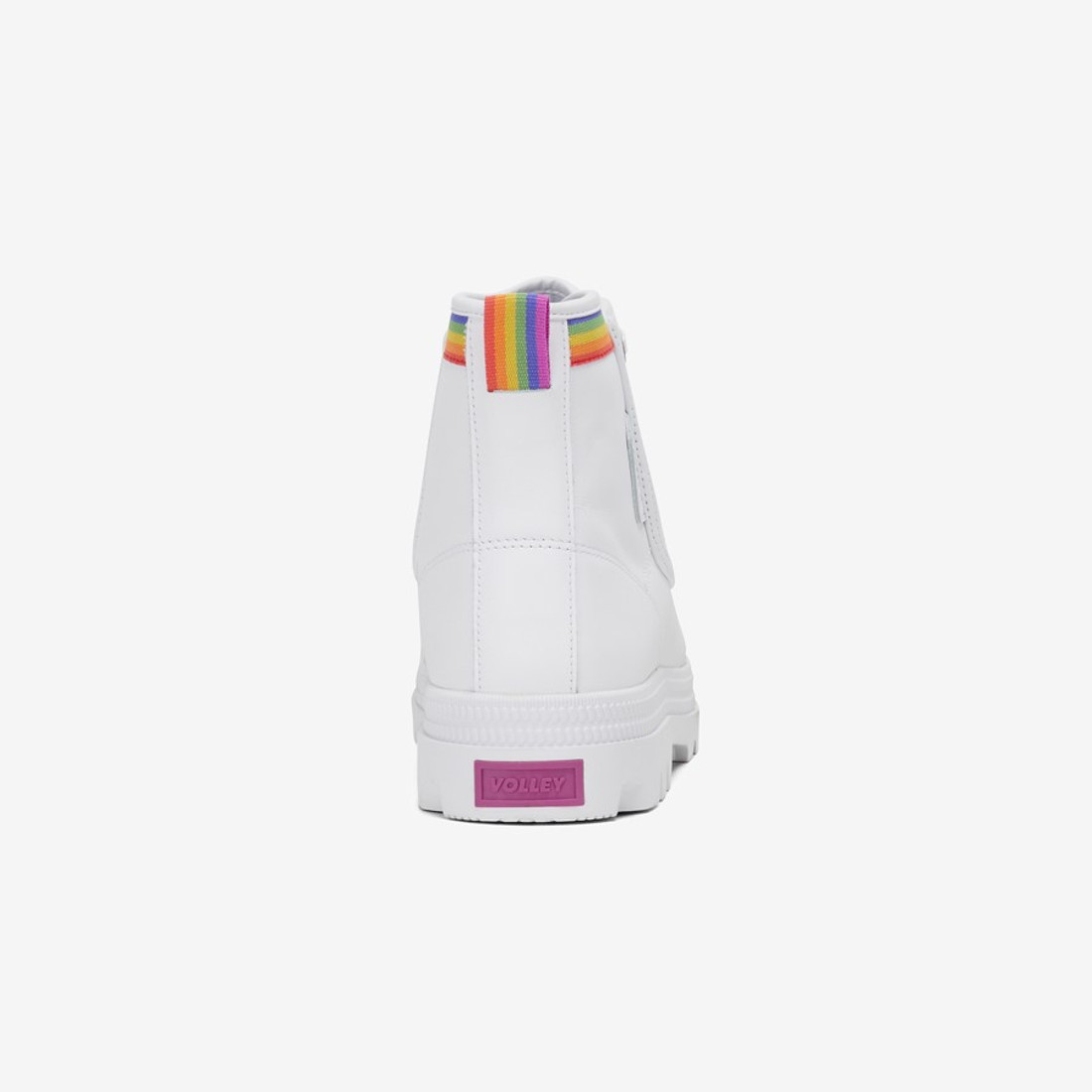 Volley UnisexAdultPRIDE OVERGRIP LEATHER White   2