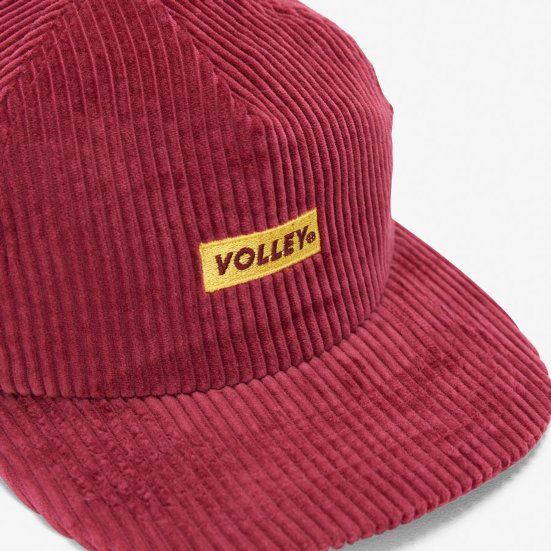 Volley NONCORDUROY HAT Red   4