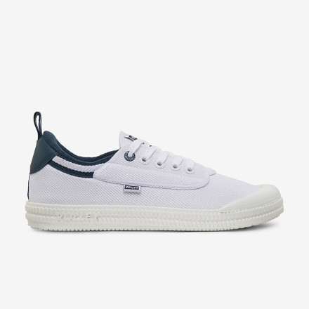 Volley Heritage Low White/Navy