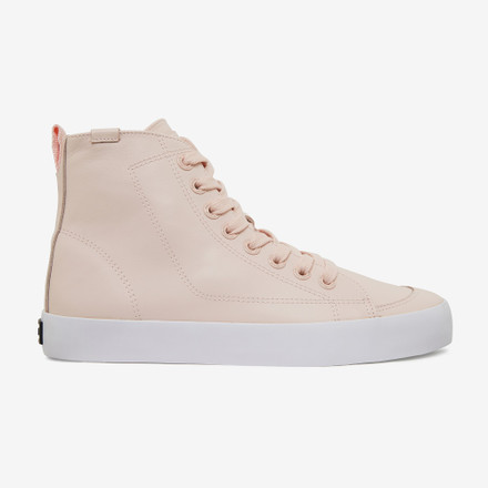Volley Deuce Leather High Blush Leather