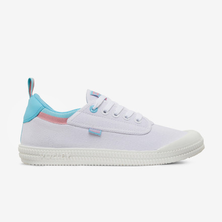 Volley Trans Flag Heritage Low White/Blue/Pink