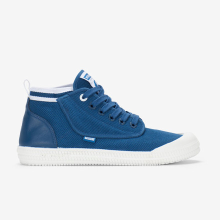 Volley Heritage High Navy/White