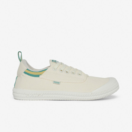 Volley Heritage Low Vintage White/Green/Gold