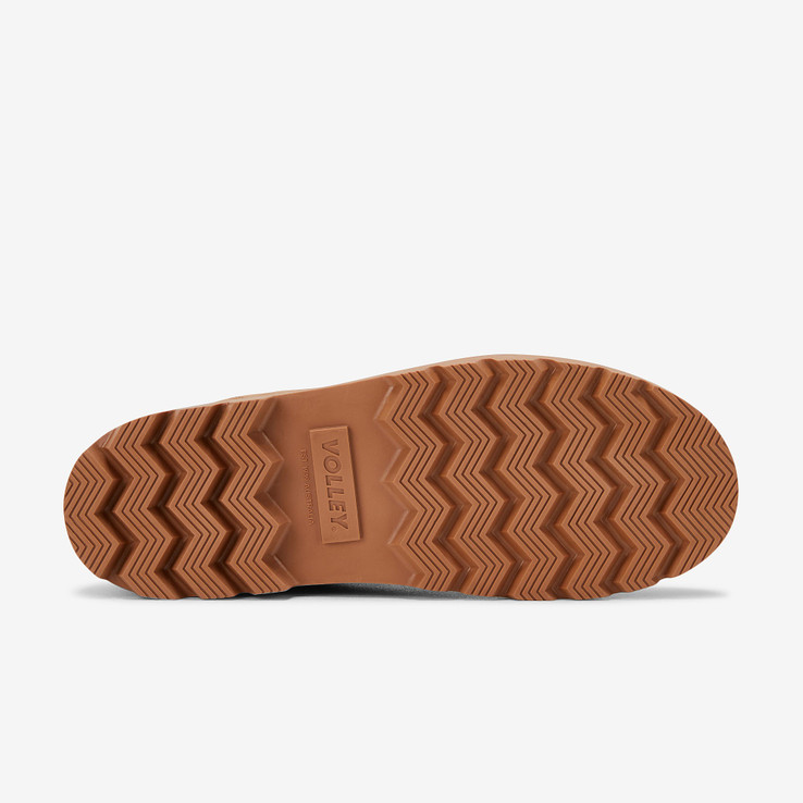 Volley UnisexAdultOvergrip Leather Tan Leather   3