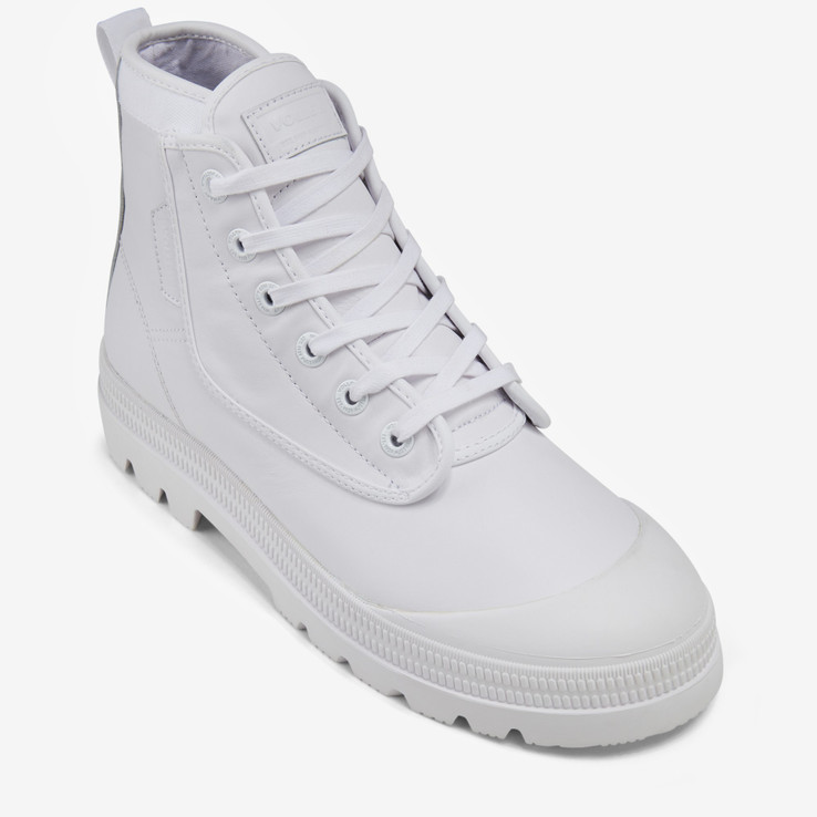 Volley UnisexAdultOVERGRIP LEATHER White   6