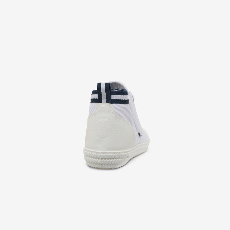 Volley UNISEXADULT White Heritage High  1