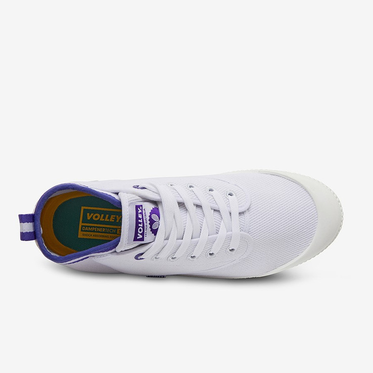 Volley UNISEXADULT White Heritage High  5