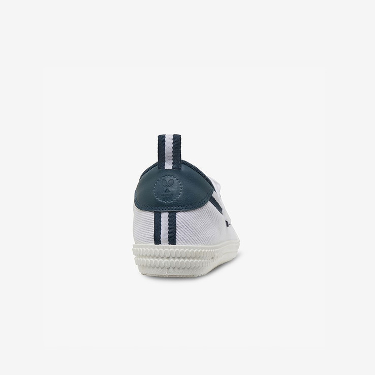 Volley UnisexAdultHeritage Low White/Navy   1
