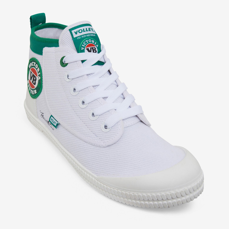 Volley UnisexAdultVb X Volley Limited Edition White/Green/Red   4