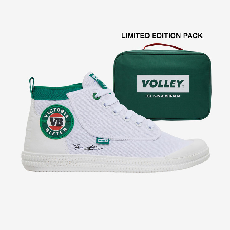 Volley UnisexAdultVb X Volley Limited Edition White/Green/Red   0