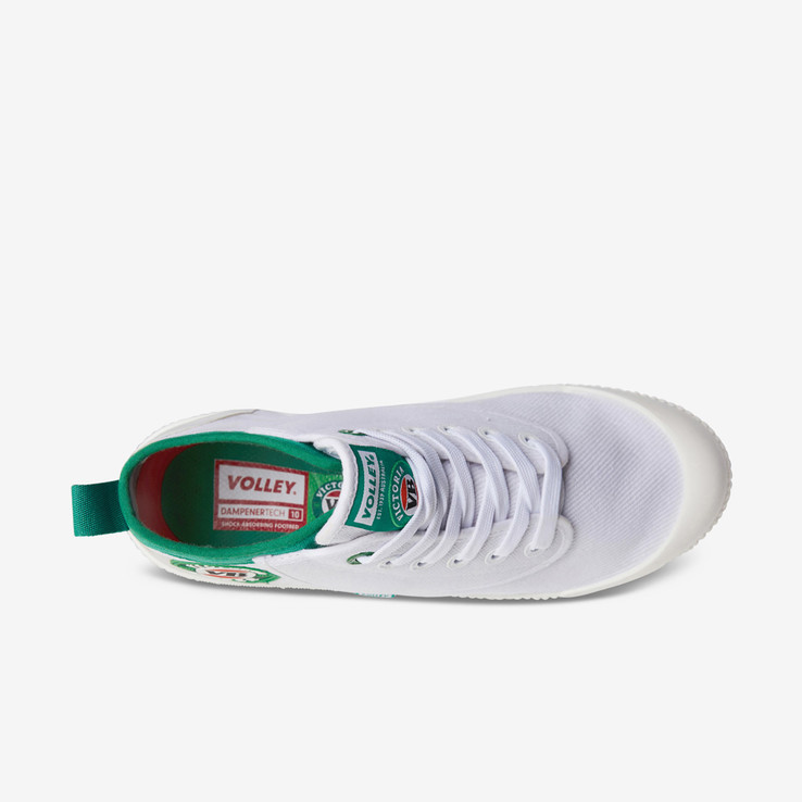 Volley UnisexAdultVb X Volley Limited Edition White/Green/Red   5