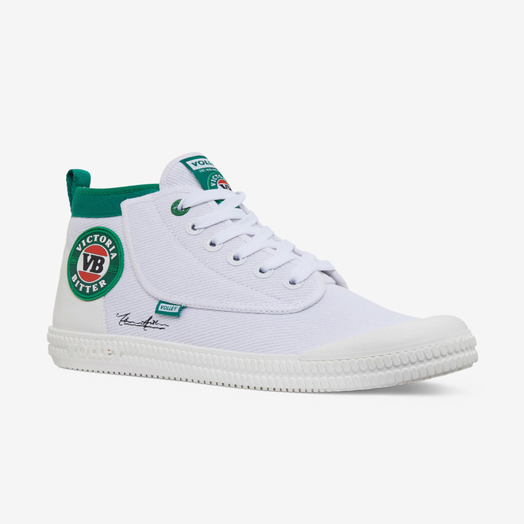 Volley UnisexAdultVb X Volley Limited Edition White/Green/Red   2