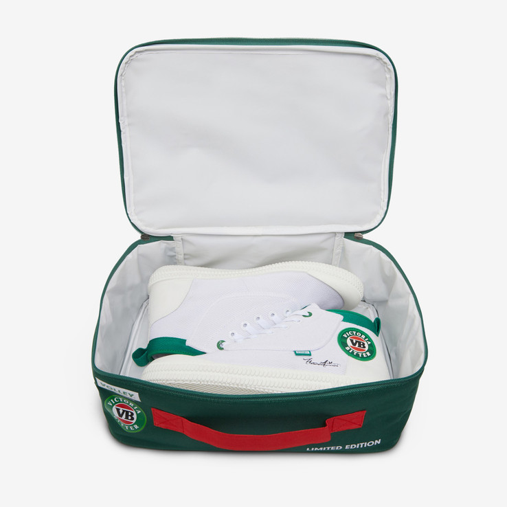 Volley UnisexAdultVb X Volley Limited Edition White/Green/Red   7