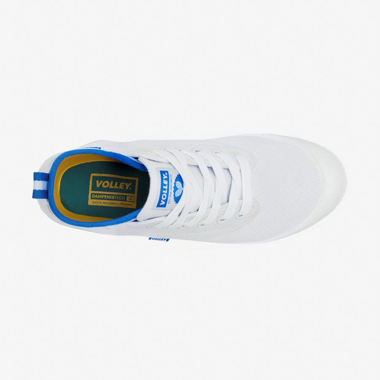 Volley UnisexAdultHERITAGE HIGH White   5