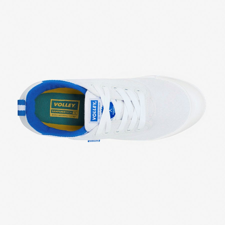 Volley UnisexAdultHERITAGE LOW White   5