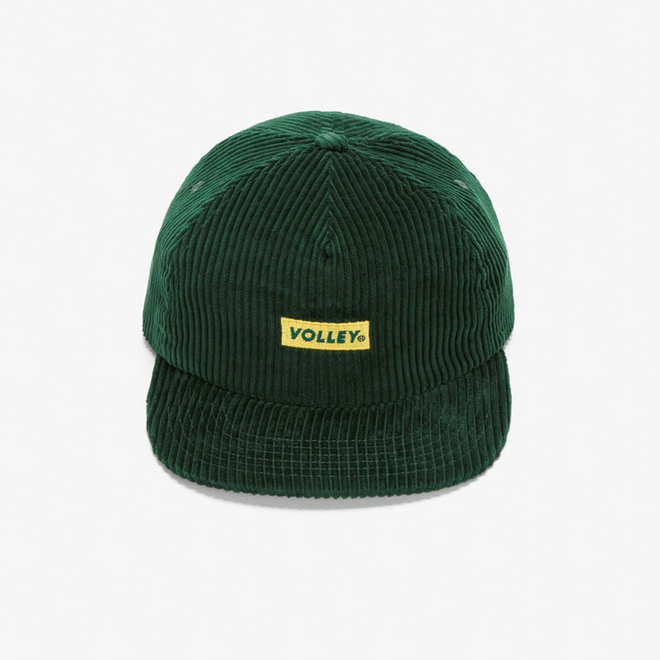 Volley NON Green Corduroy Hat  0