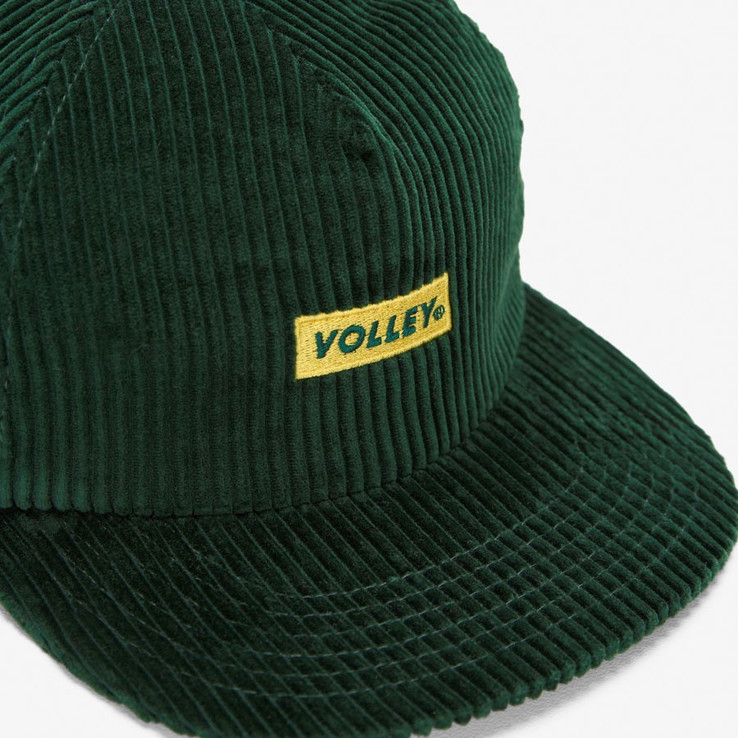 Volley NON Green Corduroy Hat  4